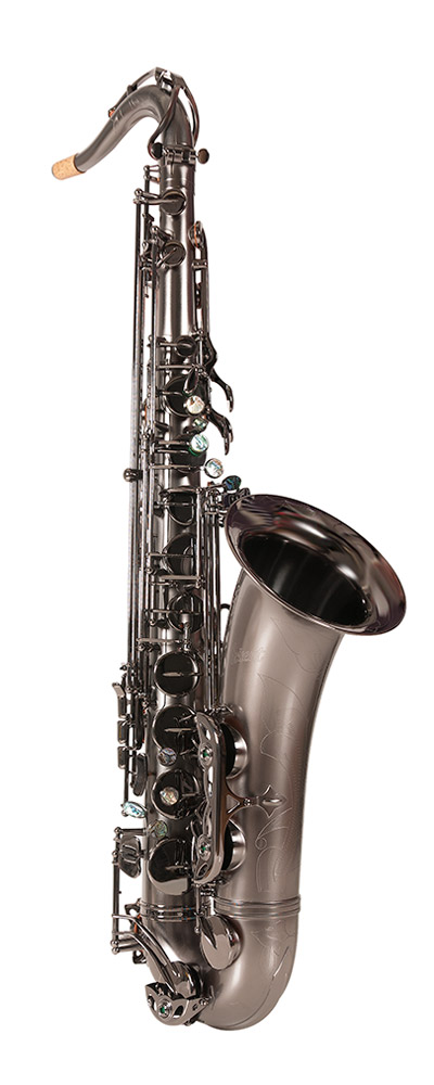 TS910FBN Tenor Saxophone (Frosted Black)