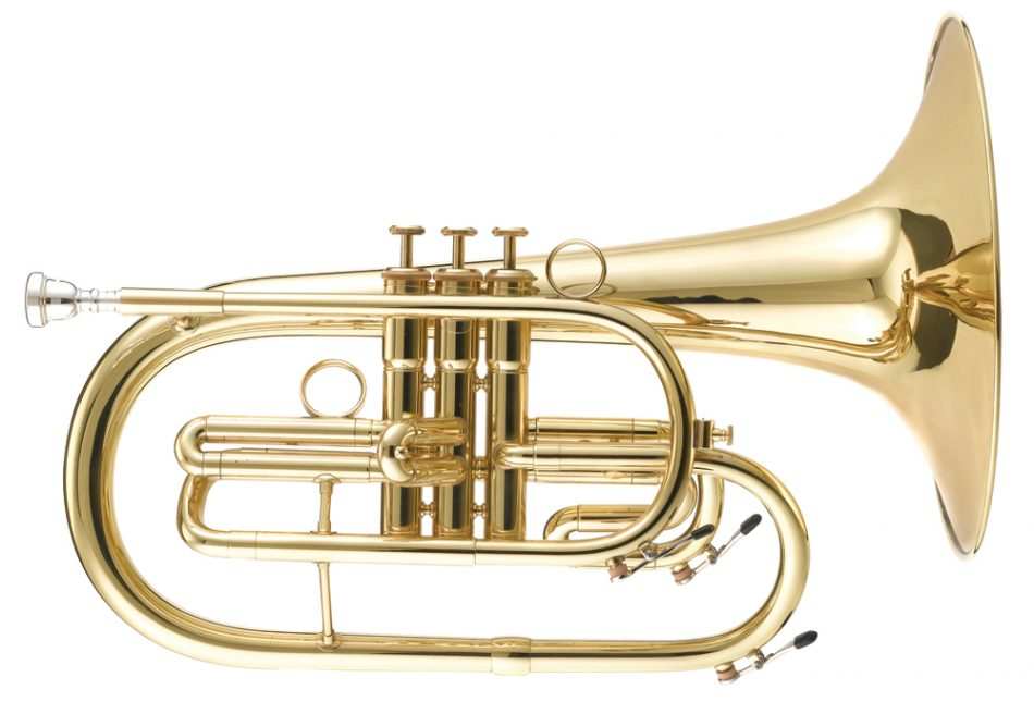 Accent MM760L Marching Mellophone