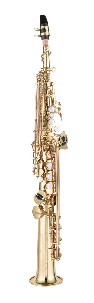 Accent SS710LF Soprano Saxophone