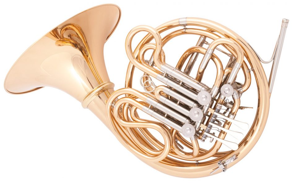 Accent HR945GD Double French Horn – Kruspe Wrap